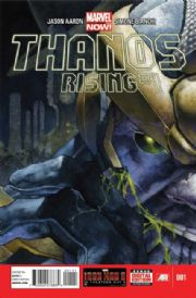 Thanos Rising #1 #2 #3 #4 #5 First Print Comic Set Marvel comic book